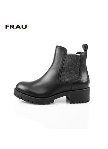 Frau Bot Siyah